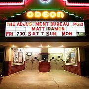 Odeon Theater, Mason, TX.