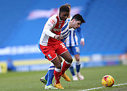 Demarai Gray during the Sky Bet Championship match between Brighton and Hove Albion and Birmingham City at the American Express Community Stadium, Brighton and Hove, England on 21 February 2015.
