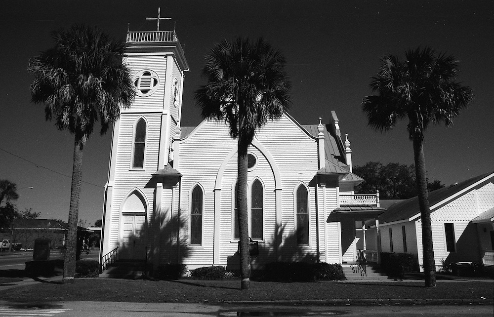 Church, Apalachicola, FL