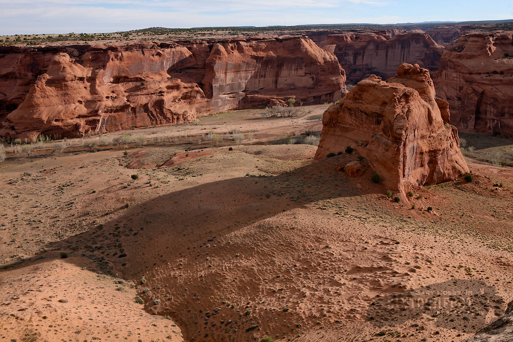Photo by Gary Cosby Jr.  ..Canyon De Chelley National Monument near Chinle, Arizona.