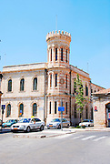 Israel, Jerusalem, The new City Hall in Safra Square,