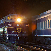 Potomac Eagle Railroad Days 2012, Night Photo Shoot