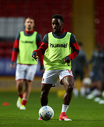 Charlton Athletic Tarique Fosu-Henry before the game