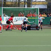 Europa Cup bekerwinnaars finale, Laren - Canterbury