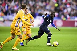 November 14, 2019, Paris, France, France: Ngolo Kante  (Credit Image: © Panoramic via ZUMA Press)