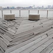 USA/New Yok/20120301 - New York, uitzichtpunt bij de rivier de Hudson