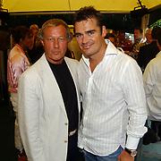 Tennisclinic Hilversum Open 2004, Jeroen van der Boom en Frank Wentink