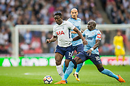 Tottenham Hotspur v Newcastle United 09/05/2018