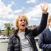 NLD/Rotterdam/20170509 - CD presentatie Joke Bruijs, Joke en Bastiaan Ragas