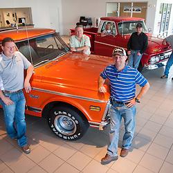 Menapace Family of Rico Motors