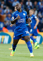 Football - 2016/2017 Premier League - Leicester Ciity V Arsenal. <br /> <br /> Nampalys Mendy of Leicester City<br /> at The King Power Stadium.<br /> <br /> COLORSPORT/DANIEL BEARHAM