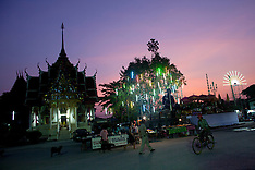 WAT BANG PHRA, MAGIC TATTOO FESTIVAL