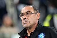 can - 29.10.2016 - Torino - Serie A 2016/17 - 11a giornata  -  Juventus-Napoli  nella  foto: Maurizio Sarri