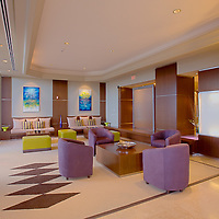 Green Diamond Lobby