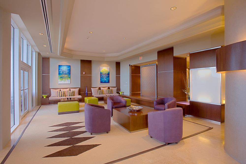 Green Diamond Lobby