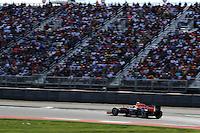 Sebastian Vettel (GER) Red Bull Racing RB10.<br /> United States Grand Prix, Sunday 2nd November 2014. Circuit of the Americas, Austin, Texas, USA.