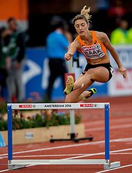 09-07-2016 NED: European Athletics Championships day 4, Amsterdam<br /> Bianca Baak