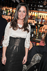PIPPA MIDDLETON at a party to celebrate the best of W&W Jewellery held at Barts, 87 Sloane Avenue, London on 26th November 2012.