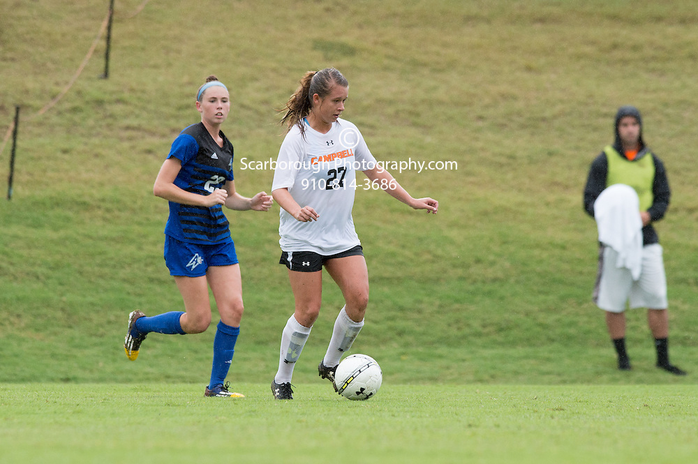 2015 Campbell University Women Soccer vs UNC Asheville Bulldogs