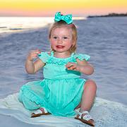 Ozment Family Beach Photos