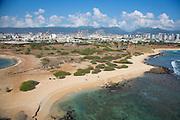 Sand Island, Honolulu, Oahu, Hawaii