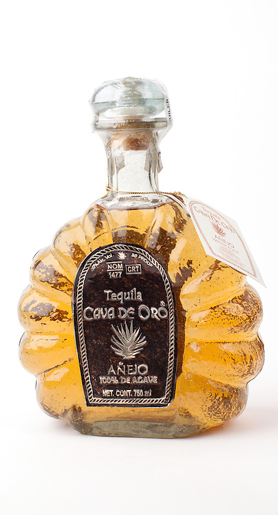 Cava de Oro anejo -- Image originally appeared in the Tequila Matchmaker: http://tequilamatchmaker.com