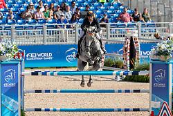 Fernandez Saro Manuel, ESP, Cuidam<br /> World Equestrian Games - Tryon 2018<br /> © Hippo Foto - Dirk Caremans<br /> 19/09/2018