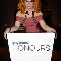 Gay Times Honours in London, UK