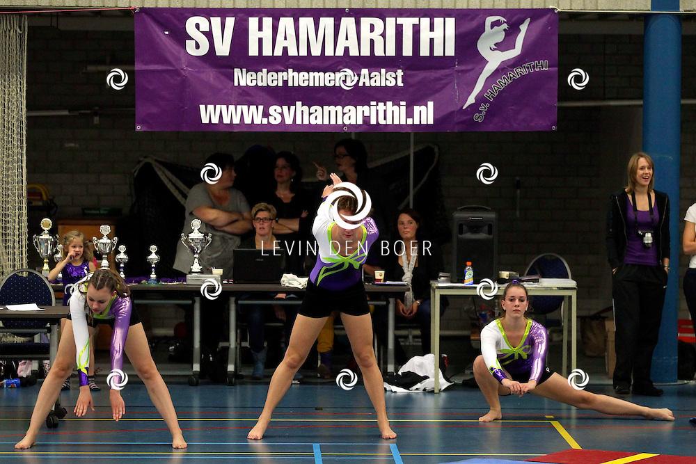 AALST - De SV Hamarithi Clubkampioenschappen zijn weer van start gegaan in Aalst. FOTO LEVIN DEN BOER - PERSFOTO.NU