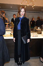 SIENNA GUILLORY at a party to celebrate the launch of the Monica Vinader London Flagship store at 71-72 Duke of York Square, London SW3 on 4th December 2014.