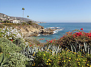 Montage Resort on a Rocky Coastline in Laguna Beach California