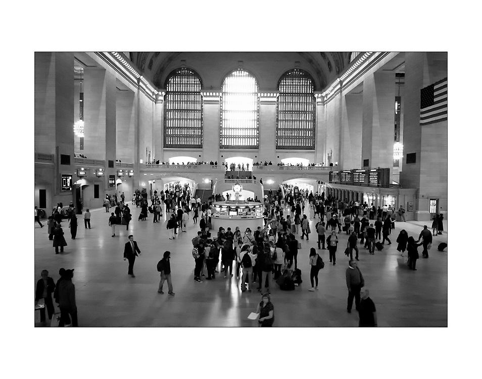 Grand Central Station, New York City ©Ed Hille 2015