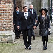 NLD/Delft/20131102 - Herdenkingsdienst voor de overleden prins Friso, ..............