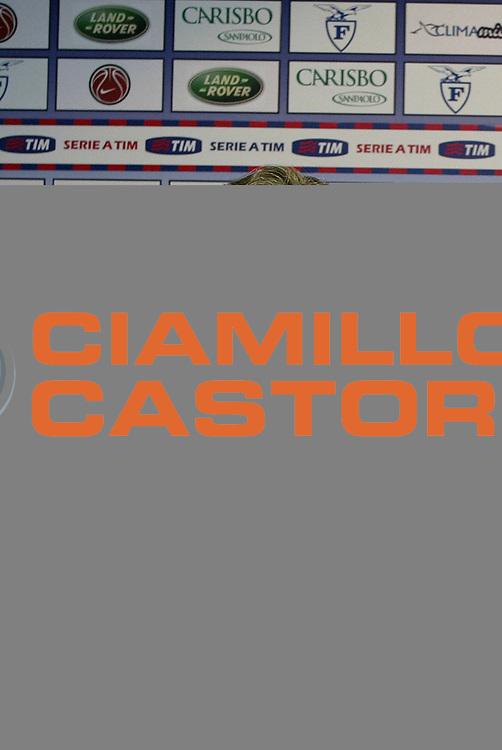 DESCRIZIONE : Bologna Lega A1 2006-07 Gilberto Sacrati e Dan Gay alla Climamio Fortitudo Bologna <br /> GIOCATORE : Gay <br /> SQUADRA : Climamio Fortitudo Bologna <br /> EVENTO : Campionato Lega A1 2006-2007 <br /> GARA : <br /> DATA : 27/03/2007 <br /> CATEGORIA : Ritratto <br /> SPORT : Pallacanestro <br /> AUTORE : Agenzia Ciamillo-Castoria/L.Villani