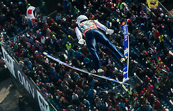 Shohei Tochimoto of Japan during the Ski Flying Individual Qualification at Day 1 of FIS World Cup Ski Jumping Final, on March 19, 2015 in Planica, Slovenia. Photo by Vid Ponikvar / Sportida