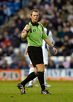 Photo: Leigh Quinnell.<br /> West Bromwich Albion v Derby County. Coca Cola Championship. 02/12/2006. Referee R. Booth