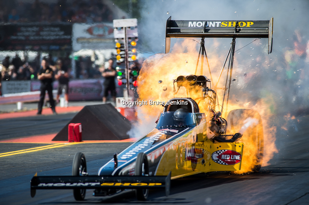 Meremere drags Nitro Shootout