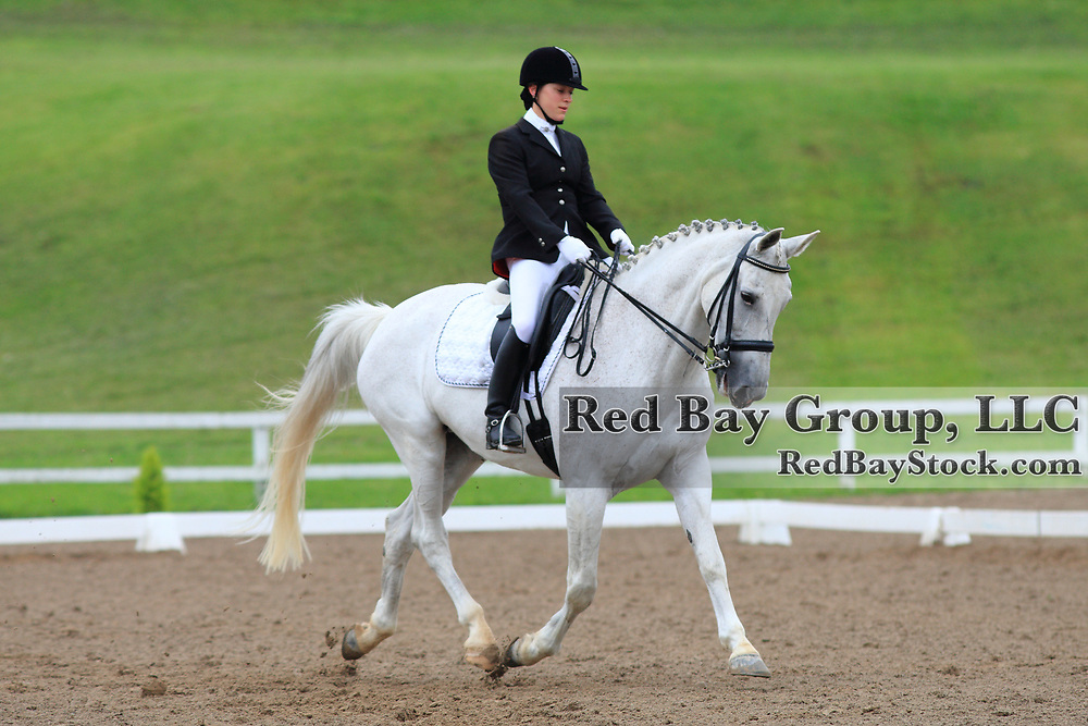 Sarah Pfaff and Pamaika at the 2010 Equivents Spring Classic in Milton, Ontario.
