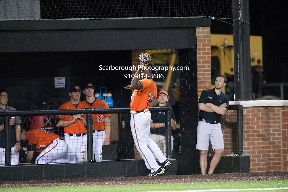 2017 Campbell University Baseball vs ECU Photo By Bennett Scarborough