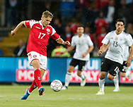 FOOTBALL: Jens Stryger Larsen (Denmark) during the Friendly match between Denmark and Germany at Brøndby Stadion on June 6, 2017 in Brøndby, Denmark. Photo by: Claus Birch / ClausBirch.dk.
