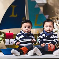 Cumpleaños Ivan y Luca