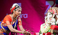 Diwali Festival, Trafalgar Square, London, UK (12 October 2014). © Rudolf Abraham