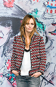 Vanessa Paradis poses for a photograph  at Chanel Fashion Show in Shanghai, on December 3, 2009. Photo by Lucas Schifres/Pictobank