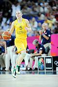 DESCRIZIONE : Basketball Jeux Olympiques Londres Demi finale<br /> GIOCATORE : Richards Samantha AUS<br /> SQUADRA : AUSTRALIE Femme<br /> EVENTO : Jeux Olympiques<br /> GARA : USA AUSTRALIE<br /> DATA : 09 08 2012<br /> CATEGORIA : Basketball Jeux Olympiques<br /> SPORT : Basketball<br /> AUTORE : JF Molliere <br /> Galleria : France JEUX OLYMPIQUES 2012 Action<br /> Fotonotizia : Jeux Olympiques Londres demi Finale Greenwich Arena<br /> Predefinita :