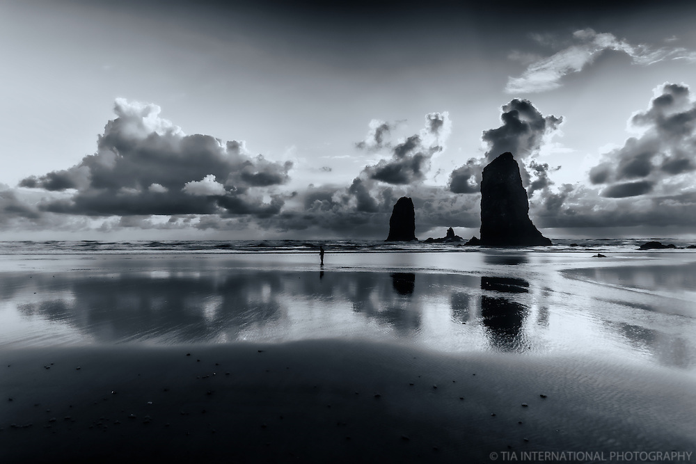 The Needles, Cannon Beach, Oregon