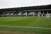 The IPro Stadium during the Sky Bet Championship match between Derby County and Wolverhampton Wanderers at the iPro Stadium, Derby, England on 18 October 2015. Photo by Alan Franklin.
