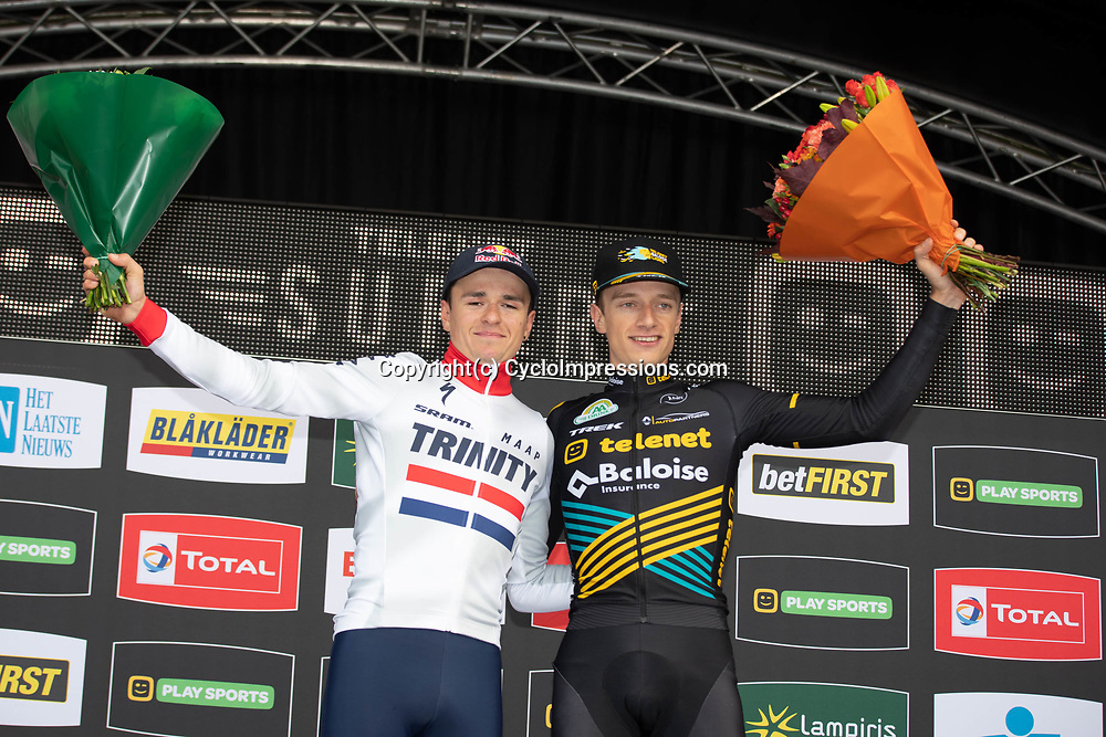 2019-10-19: Cycling: Superprestige: Boom: Tom Pidcock wins in the U23 Category and Quinten Hermans gains the overall lead in the Superprestige