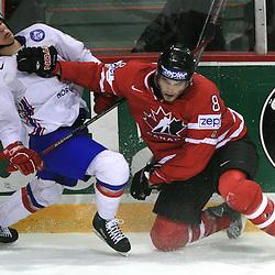 20080514: Ice Hockey - IIHF World Championship, Norway vs Canada, Halifax, Canada