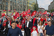 Turkish protest in Berlin, 28.05.16
