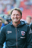Ralph Hasenhuettl, head coach of FC Ingolstadt 04 during the Bundesliga match at Audi Sportpark, Ingolstadt<br /> Picture by EXPA Pictures/Focus Images Ltd 07814482222<br /> 07/05/2016<br /> ***UK &amp; IRELAND ONLY***<br /> EXPA-EIB-160507-0059.jpg